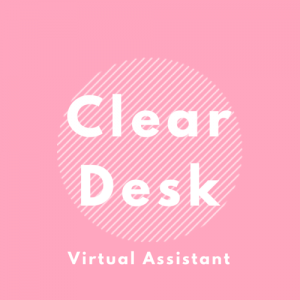 clear desk VA guest blog